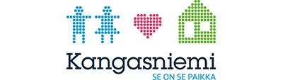Kangasniemen kunnan logo.