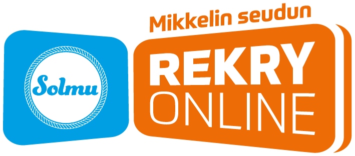 Mikkelin seudun Rekryonline logo.