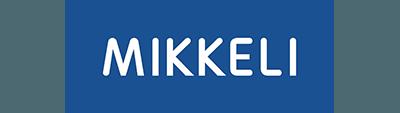 Mikkelin kaupungin logo sininen.