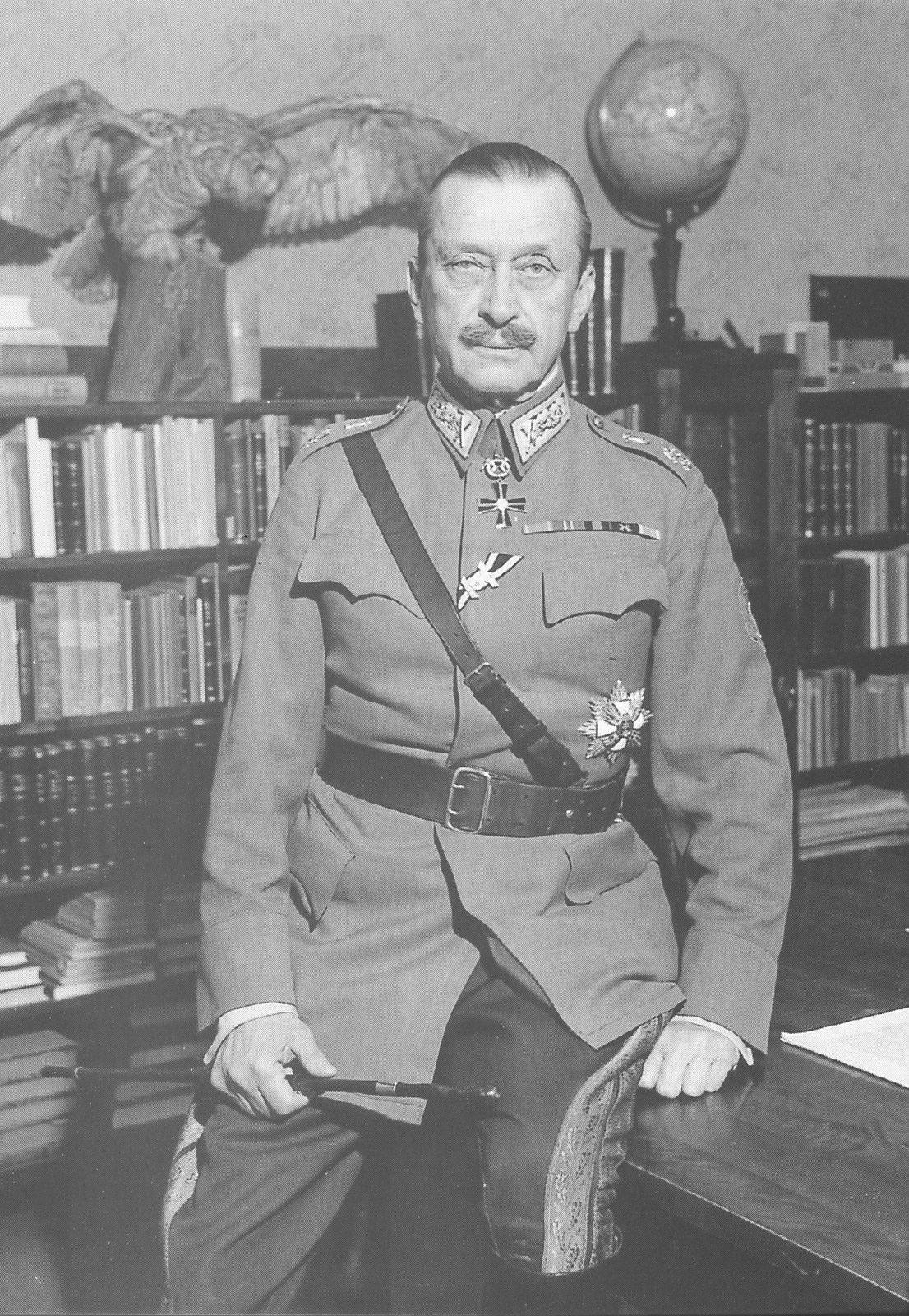 Marsalkka Mannerheim Mikkeli.