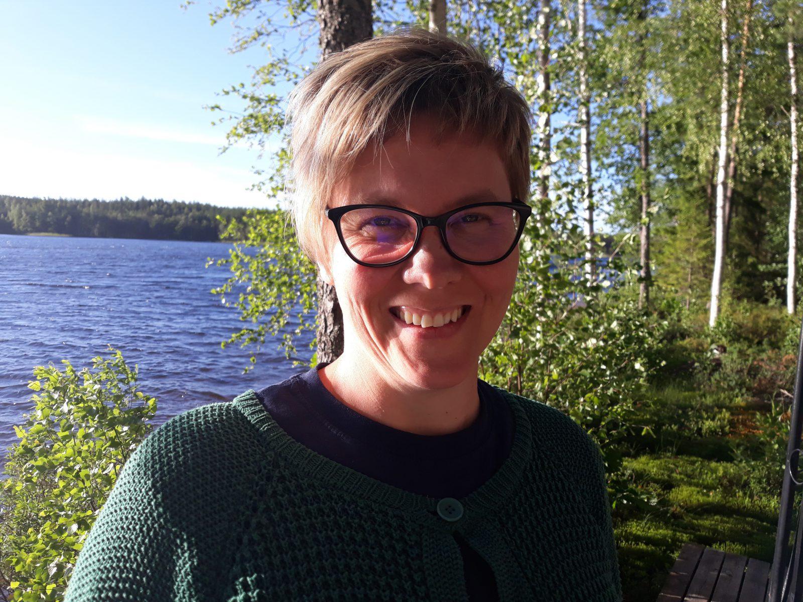 Laura Jouhkimo Mikkeli.