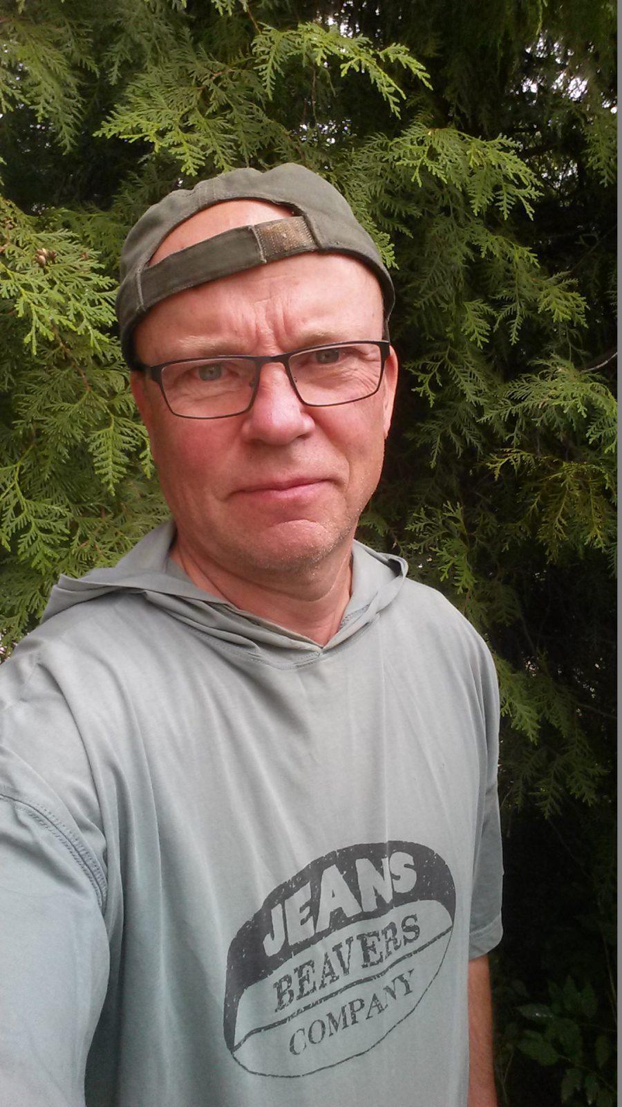 Tuomas Manninen Kangasniemen vapaa-ajan asukas.