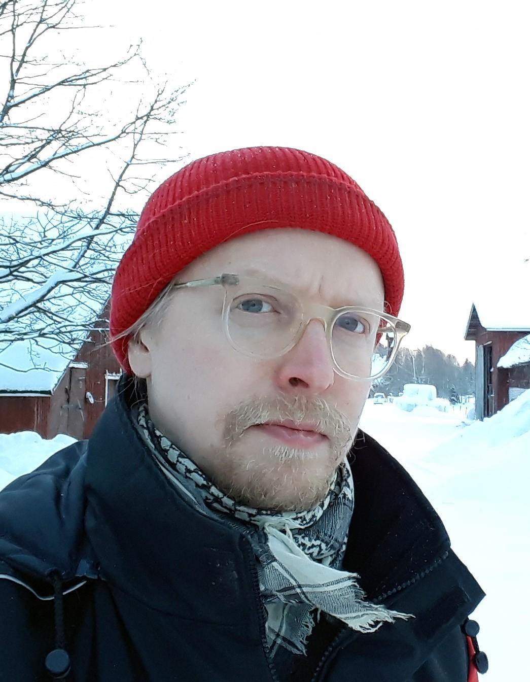 Tuomas Laitinen Kangasniemi.