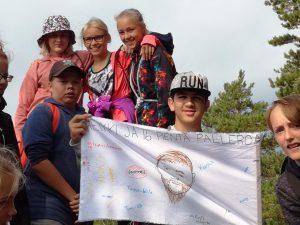 eroakiireesta_Mäntyharjun yhtenäiskoulun seiskojen retki Repovedelle