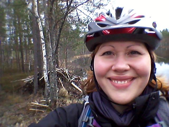 eroakiireesta_Piia Mäkilä_Mäntyharjulta saa Maastopyöräilystä lisää virtaa