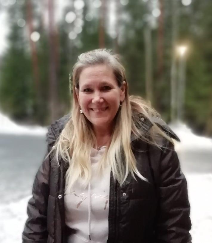 Jody Merelle Mikkeli.
