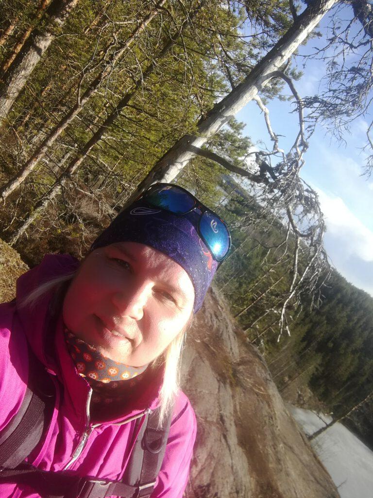 Tanja Puustinen-Kiljunen. Ristiina Mikkeli.