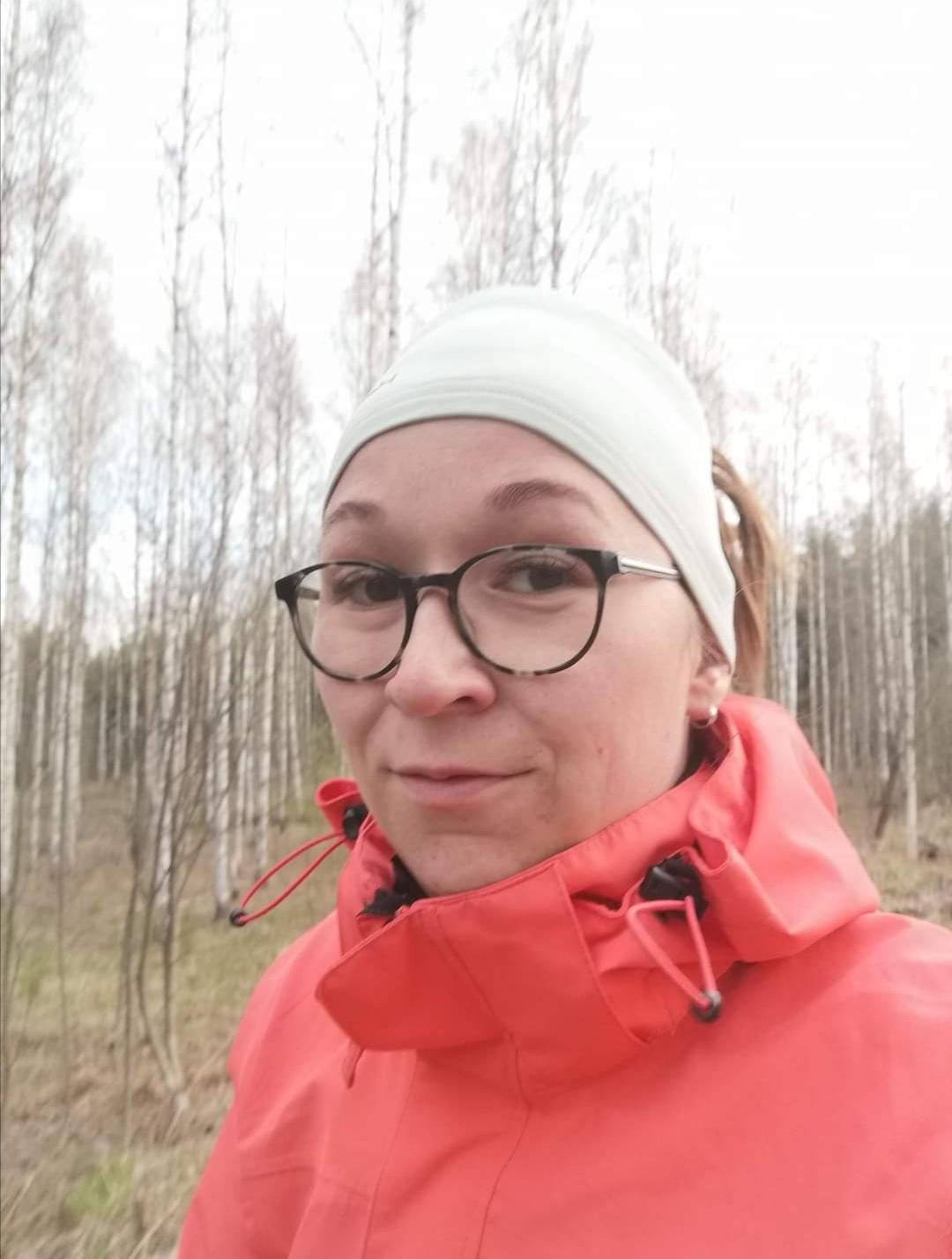 Jenni Hakkarainen. Puumala. Mikkelin seutu.