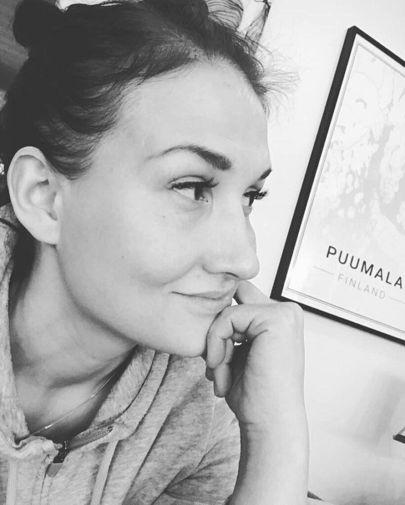 Laura Pitkonen Puumala. Mikkelin seutu.
