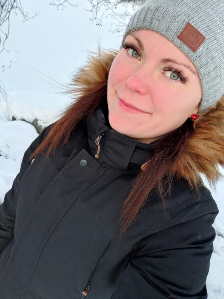 Tiia Korhonen-Arkko. Kangasniemi.