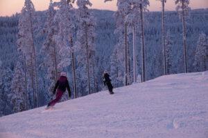 Lautailijat Hasa Juva Ski Resort.